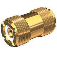 Shakespeare Gold Plated Marine Barrel Connector