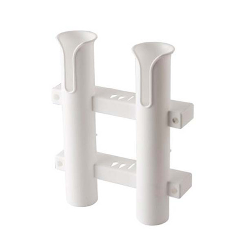 Sea-Dog Two Pole Side Mount Rod Holder with Tool Holder