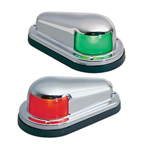 Perko Stainless Steel Side Navigation Light