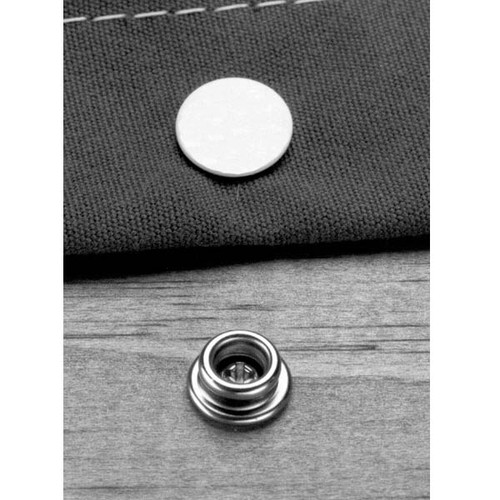 Taylor Made Snap Fastener, Male on Canvas