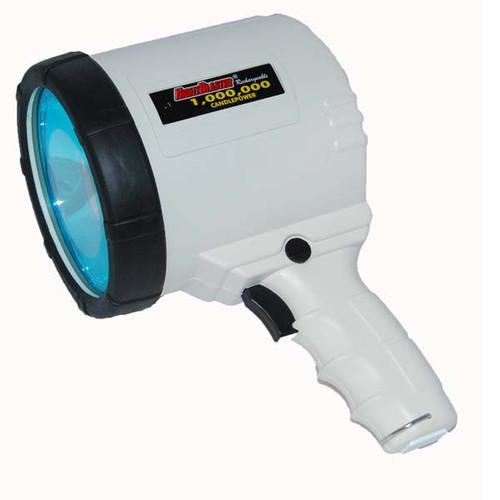 Optronics Rechargable Handheld Spotlight 1,000,000 CP