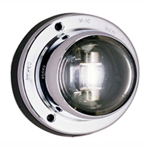 Perko Stainless Steel Stern Light - Vertcal Mount