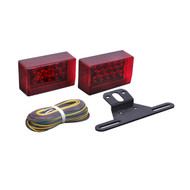 Optronics LED Under 80 Tail Light Trailer Kit