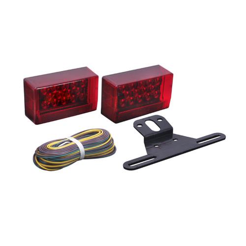 Optronics LED Under 80 Tail Light Trailer Kit