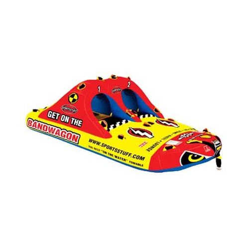 Sportsstuff Bandwagon 4 Rider Towable Tube