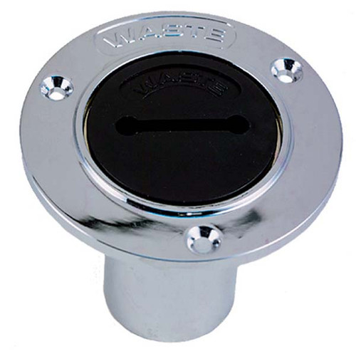Perko Replacement Gas Cap, Black Plastic