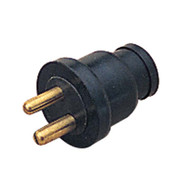 Sea Dog Polarized 12-Volt Plug for Cable Outlet