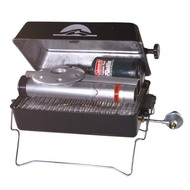 Springfield Deluxe Gas Grill with Post