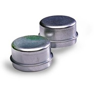 Trailer Wheel Dust Caps, 2 Pack