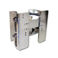 "TH Marine CMC Hydraulic Power-Lift Transom Jack 5-1/2"" Set Back with Gauge"