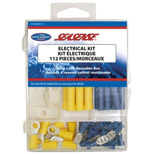 Sea Sense Electrical Assorted 112pc Kit