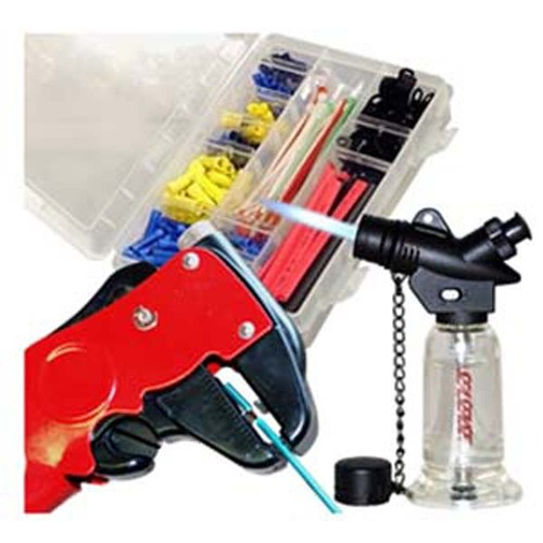 Sea Sense 338pc Electrical Kit with Tools