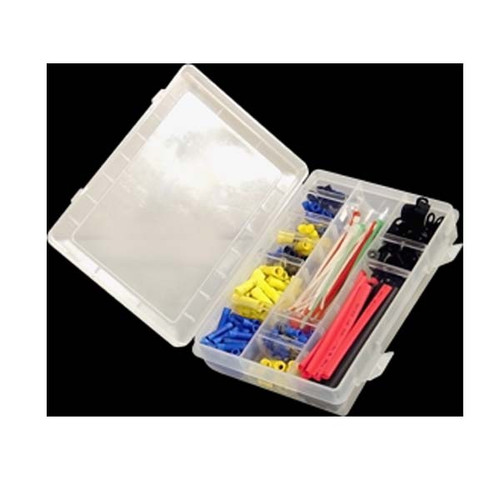 Sea Sense Marine Grade 338 Piece Electrical Kit