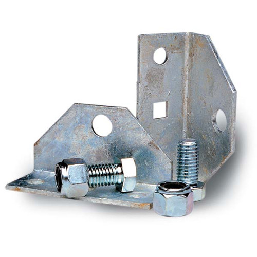 Trailer Bunk Galvanized Swivel Brackets