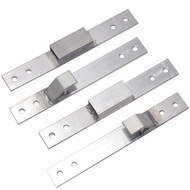 Patriot Docks Aluminum Quick Connect Plates - 2 Sets