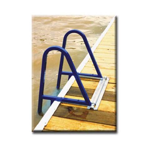 Speed Release for Dock Ladder