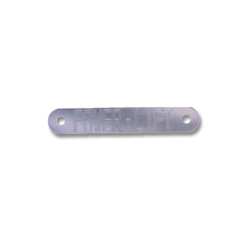 TH Marine CMC Bottom Transom Washer Plate