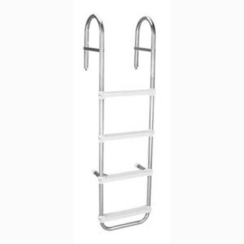 Garelick 4 Step Pontoon Boarding Ladder