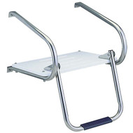 Garelick I-O Swim Platform with Fold Down Ladder