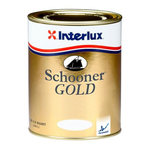 Interlux Schooner Gold Marine Varnish QT