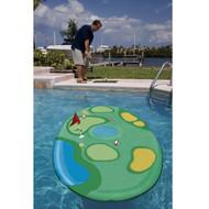 Swimways Pro-Chip Floating Golf Island
