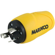 Marinco Adapter 15A Female to 30A Male