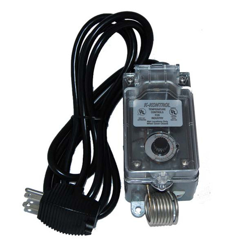 Power House Replacement Ice Eater Thermostat