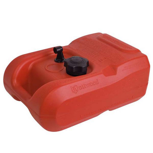 Attwood 3 Gallon Epa Approved Fuel Tank