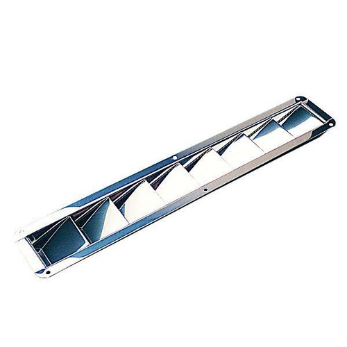 Sea Dog Stainless Steel Recessed louvered Vent
