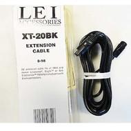 EXT. CABLE 20' BLACK CON.**