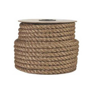 """1-1/2""""  by 50ft Twisted Decorative Manila Rope"""