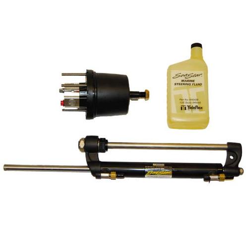 Teleflex HK4200A Baystar Hydraulic Kit WithCompact Cylinder 20'
