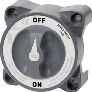 Blue Sea Systems Battery Switch HD Series Single Circuit ON-OFF