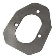 ROD HLDR BACK PLATE-70 SERIES