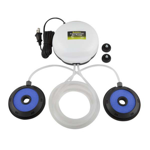 110V Commercial Air Bubbles 2 Round Stones