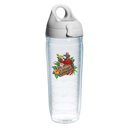 Tervis Tumbler It's 5 O'Clock Somewhere Water Bottle 25oz