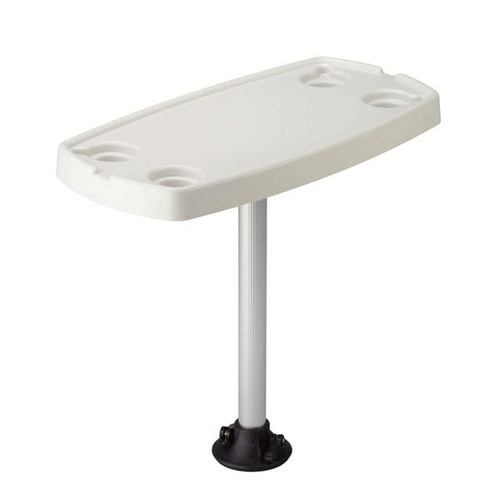 Garelick Rectangular Stowable Table System