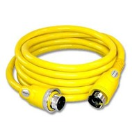 Furrion 50 Amp Powersmart 125-250V Cordset- 50Ft Yellow F50250-SY