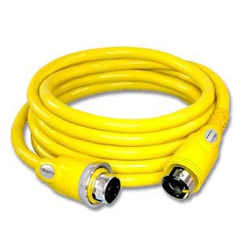 Furrion 50 Amp Powersmart 125-250V Cordset- 50Ft Yellow F50250-SY