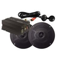 Milennia AMP, Speakers, Mini Plug Package