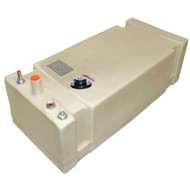 Moeller 27 Gallon Below Deck Permanent Marine Fuel Tank