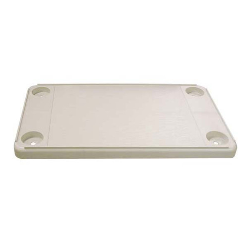 JIF Rectangular Table Top Only - Ivory