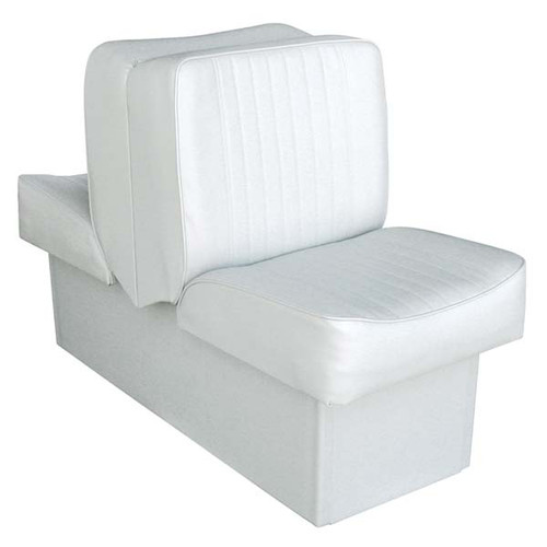 Wise Boat Seats Deluxe Back To Back Lounge Seat - Solid Colors