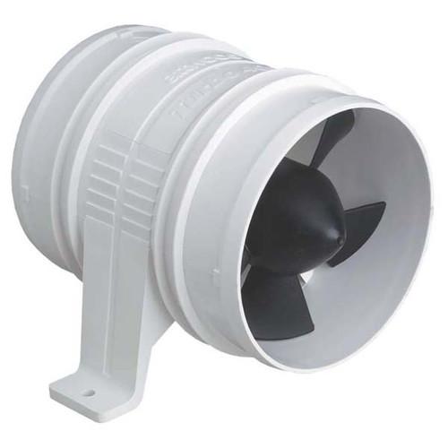 Attwood Water-Resistant Turbo In-Line Bilge Blower