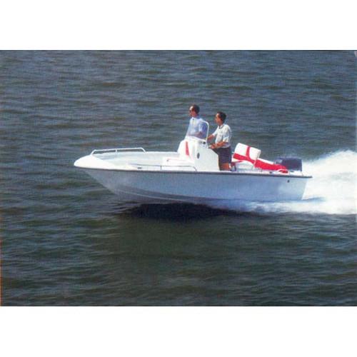 "V-Hull Bay Boat 21'5"" to 22'4"" Max 102"" Beam"