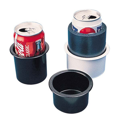 "Sea Dog 3"" Recessed Drink Holder 3"" Deep"