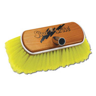 Starbrite Deluxe 8'' Deck Brush With Bumper