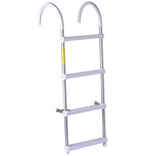"Garelick Portable Folding Boarding Ladder 7"" Hook"