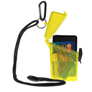 Keep It Safe Waterproof Carrying Case With Lanyard