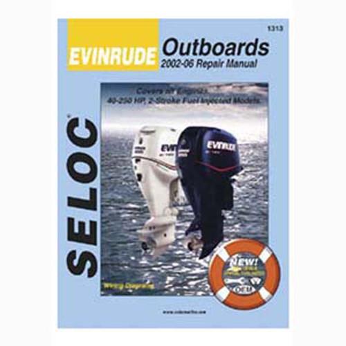 Seloc Service Manual, Evinrude Outboards 2002-2006